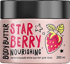 Kup Odżywcze masło do ciała Truskawka - MonoLove Bio Star Berry Body Butter