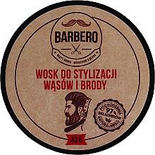 Kup Wosk do stylizacji wąsów i brody - Barbero Beard Care Wax