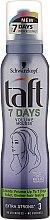 Kup Pianka do układania włosów - Schwarzkopf Taft 7 Days Volume Mousse