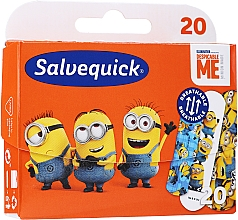 Kup Plastry dla dzieci - Salvequick Minions