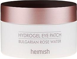 Kup Hydrożelowe płatki pod ocz z wyciągiem z róży bułgarskiej - Heimish Bulgarian Rose Hydrogel Eye Patch