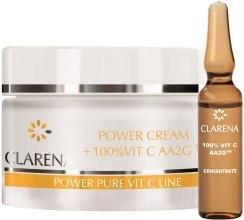 Kup Krem do twarzy ze 100% aktywną witaminą C - Clarena Power Cream 100% Vit C AA2G