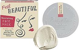 Kup Odżywcza maska do twarzy w płachcie - Bath House Nourishing Face Mask