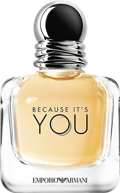 Giorgio Armani Because It's You - Woda perfumowana — фото N1