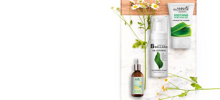 Zniżka 10% na wszystkie produkty New Anna Cosmetics, Fergio Bellaro i EcoU. Сeny uwzględniają zniżkę