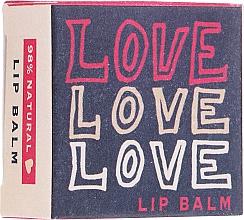Kup Pomadka do ust - Bath House Love Love Love Citrus Fresh Lip Balm