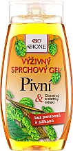 Kup Piwny żel pod prysznic - Bione Cosmetics Beer Nourishing Shower Gel