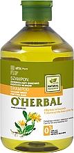Kup PRZECENA! Szampon z ekstraktem z arniki zwiększający objętość włosów cienkich - O'Herbal *