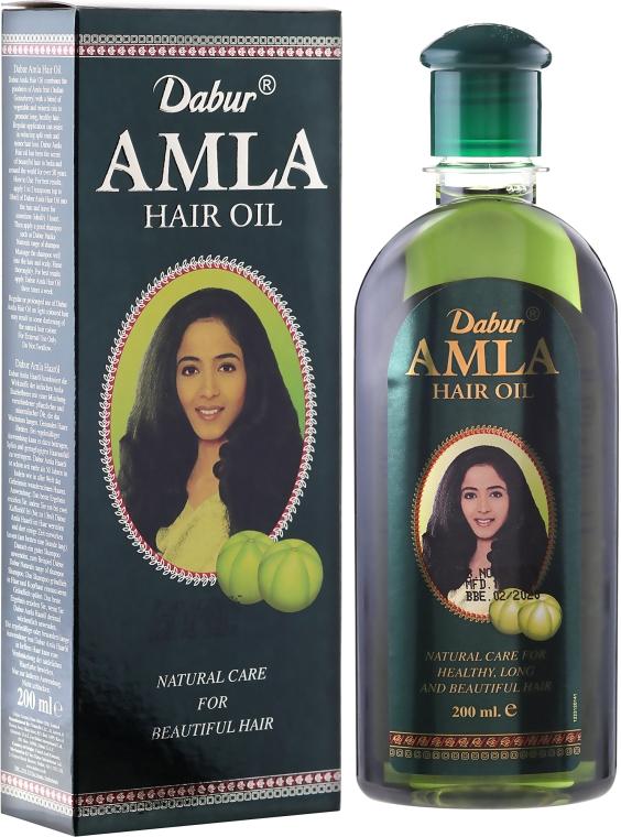 Olejek do włosów - Dabur Amla Hair Oil