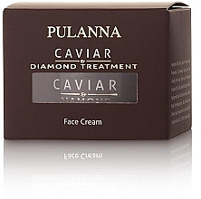Krem do twarzy - Pulanna Caviar & Diamond Treatment — фото N2
