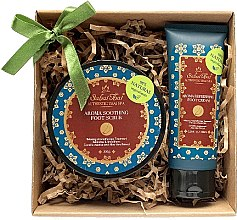 Kup Zestaw do pielęgnacji stóp - Sabai Thai Jasmine (foot/scrub 200 ml + foot/cr 100 ml)