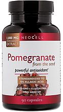 Kup Ekstrakt z nasion granatu w kapsułkach - NeoCell Pomegranate