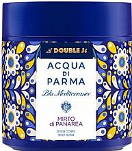 Kup Acqua di Parma Blu Mediterraneo-Mirto di Panarea - Peeling do ciała