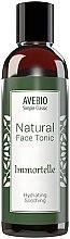 Kup Naturalny tonik do twarzy Nieśmiertelnik - Avebio Natural Face Tonic Immortelle