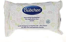 Kup Oczyszczające chusteczki nawilżane dla niemowląt - Bübchen Sensitive Care