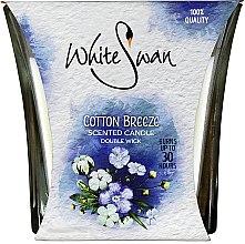 Kup Świeca zapachowa - White Swan Cotton Breeze