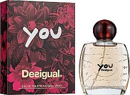 Kup Desigual You - Woda toaletowa