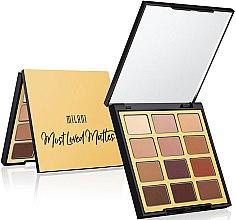 Kup Paleta matowych cieni do powiek - Milani Most Loved Mattes Eyeshadow Palette