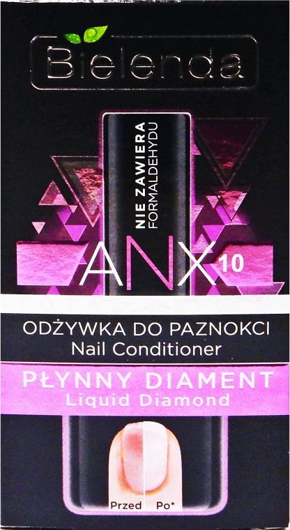 Odżywka do paznokci Płynny diament - Bielenda Liquid Diamond Nail Conditioner