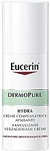 Kup Kojący krem nawilżający do twarzy - Eucerin DermoPure Hydra Soothing Compensating Cream