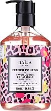 Kup Naturalne mydło w płynie - Baïja French Pompon Marseille Liquid Soap