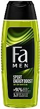 Kup Energizujący żel pod prysznic dla mężczyzn - Fa Sport Power Boost Shower Gel