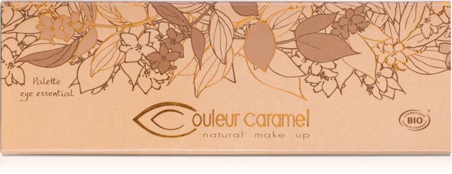 Paletka 12 cieni do powiek - Couleur Caramel Palette Eye Essential  — фото N3