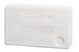 Kup Naturalne mydło w kostce Konwalia - Le Chatelard 1802 Muguet Soap