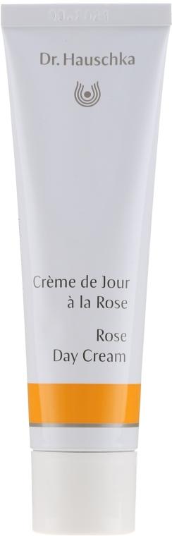 Krem z płatków róży na dzień - Dr. Hauschka Rose Day Cream — фото N1