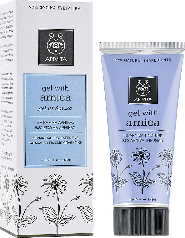 Żel do stóp - Apivita Healthcare Gel with Arnica