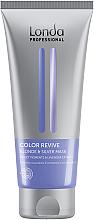 Kup Maska do jasnych odcieni włosów - Londa Professional Color Radiance Blonde & Silver Mask