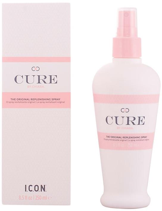 Odbudowujący spray do włosów - I.C.O.N. Cure Replenishing Spray — фото N2