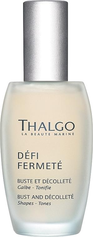 Serum do biustu i dekoltu - Thalgo Bust And Decollete — фото N1