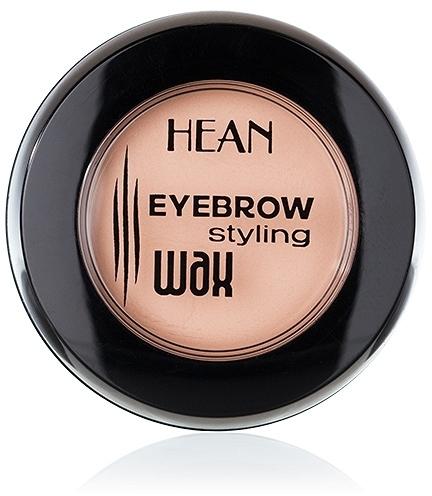 Wosk do stylizacji brwi - Hean Wax Styling Eyebrow