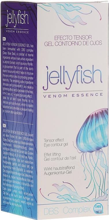 Żel pod oczy - Diet Esthetic Jellyfish Venom Essence Eye Gel — фото N1