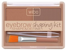 Kup Zestaw do stylizacji brwi - Wibo Eyebrow Shaping Kit