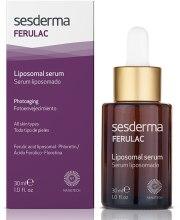 Kup Liposomowe serum do twarzy redukujące objawy fotostarzenia - SesDerma Laboratories Ferulac Serum