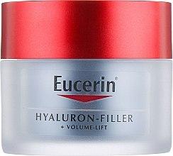 Kup Ujędrniający krem do twarzy na noc - Eucerin Hyaluron-Filler+Volume-Lift Night Cream