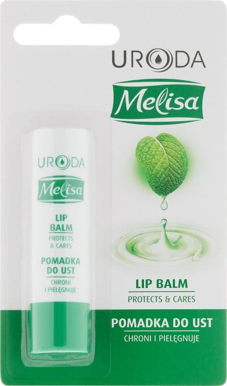 Pomadka do ust - Uroda Melisa Protective Lip Balm