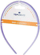 Kup Opaska do włosów, 27871, liliowa - Top Choice