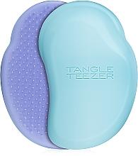 Kup Szczotka do włosów, błękitno-chabrowa - Tangle Teezer The Original Fine & Fragile Mint Violet