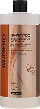 Regenerujący szampon do włosów - Brelil Numero Brelil Numero Restructuring Shampoo with Oats — фото N3
