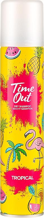 Suchy szampon do włosów Tropikalny - Time Out Tropical — фото N3