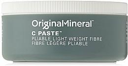 Kup Mineralna pasta do stylizacji włosów - Original & Mineral C Paste Pliable Lightweight Fibre
