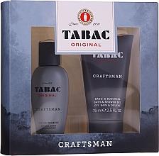Maurer & Wirtz Tabac Original - Zestaw (edt 50 ml + sh/gel 75 ml)    — фото N1