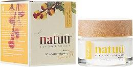 Kup Liftingująco-odżywczy krem do twarzy z ekstraktem z acmelli - Natuu SuperLift