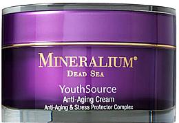 Kup Przeciwstarzeniowy krem do twarzy - Mineralium Youth Source Anti-Aging Cream
