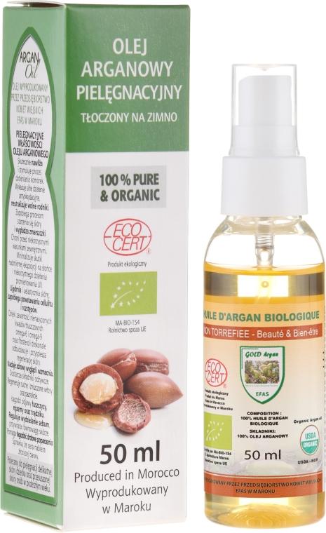 Olej arganowy w sprayu - Efas Argan Oil