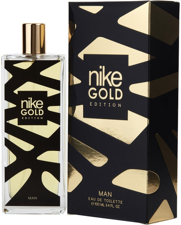 Nike Gold Edition Man - Woda toaletowa