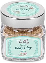 Kup PRZECENA! Zielona glinka do ciała - Chantilly Body Clay Green *
